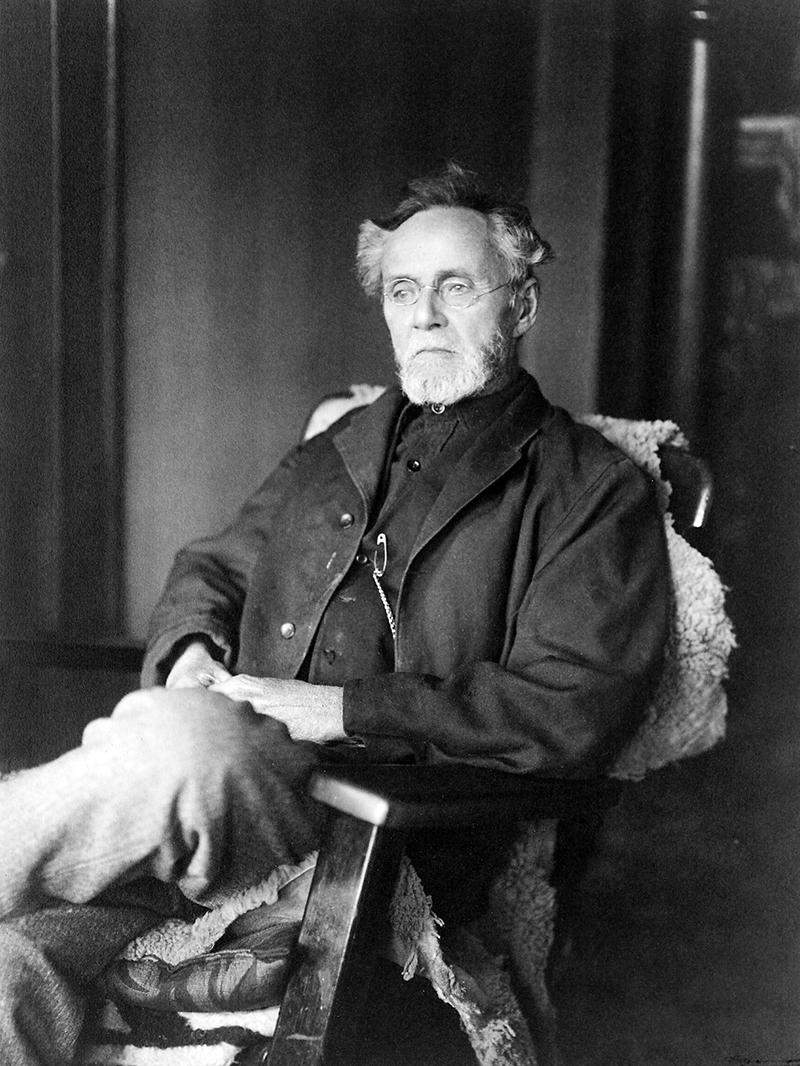 Dr. Andrew Taylor Still, der Begründer der Osteopathie
